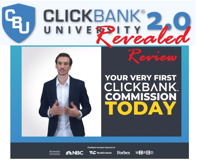 CLICKBANK UNIVERSITY 2.0 Reviews- Beware of the Upsell, Unethical?