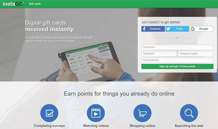 InstaGC-earn-money-online