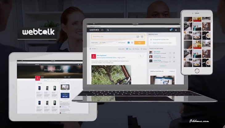 WebTalk Review (Beta Version) – Latest Social Media Replacing Facebook?