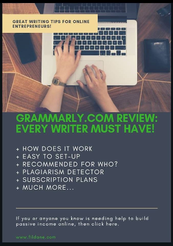 Grammarly.com Review: Every Writer Must Have (FREE)