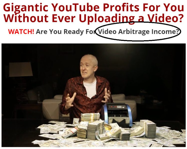 Profit Injector Review – Video Arbitrage Money On YouTube