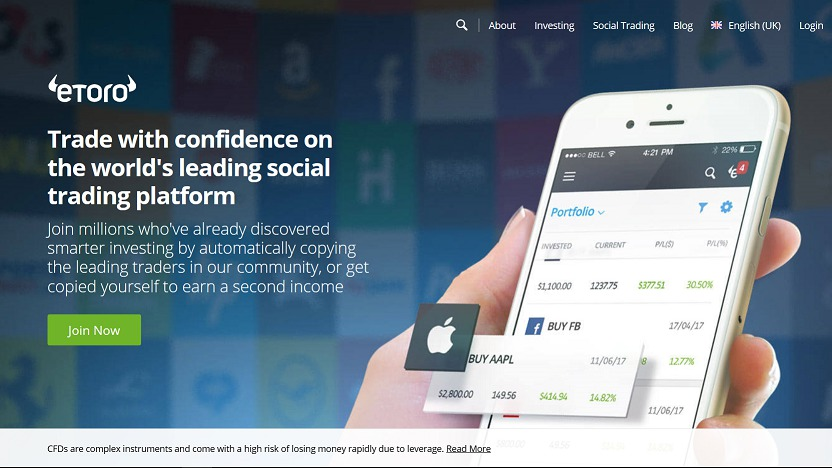 Etoro Reviews 2019: Social Trading, Platform and Fees