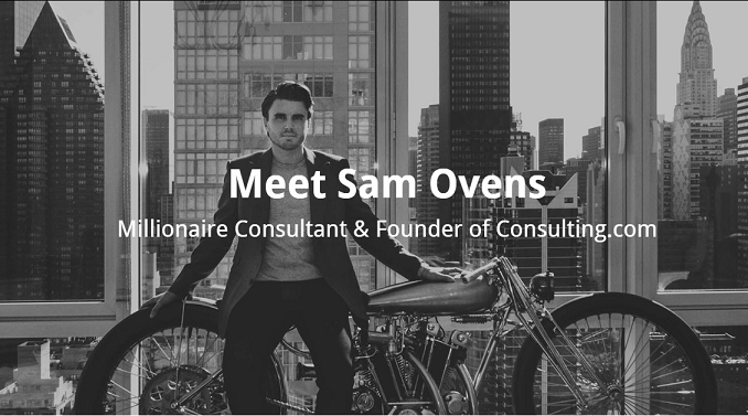 Sam Ovens' Consulting – Another Scam? [Honest Review]