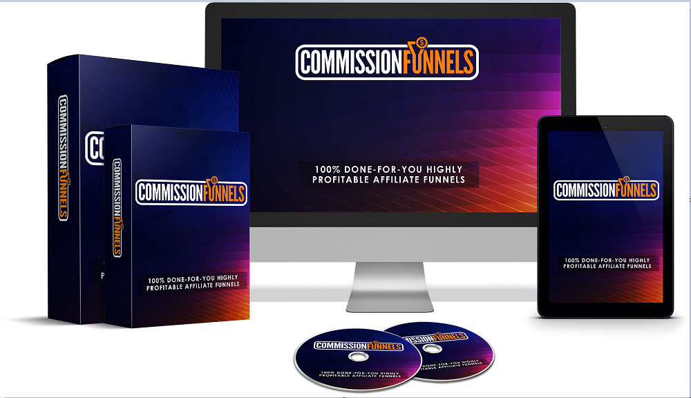 Commission Funnels Review: Overwhelming Training & Bonuses (Insider's View)