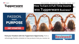 Tupperware-business
