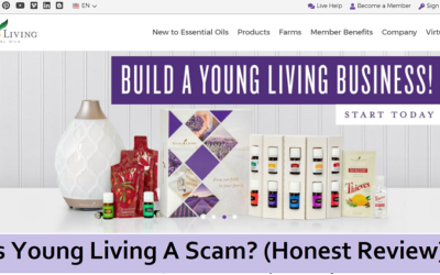 Is Young Living A Scam? [Honest and Unbiased Review]