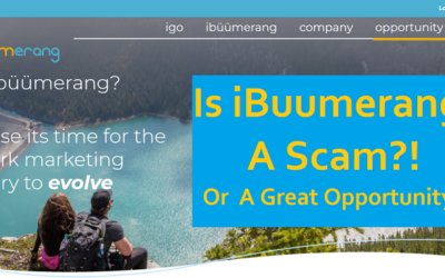 Is iBuumerang A Scam? [A Dream Business Or A Pyramid Scheme?]