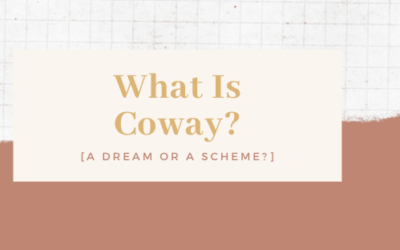 What Is Coway? (A Dream Or A Scheme?)