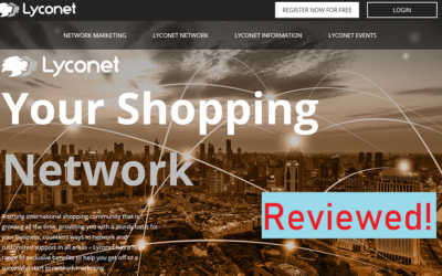 Lyconet Review: Lyoness, Cashback World Or Another Scam?