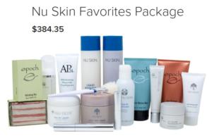 nuskin-package